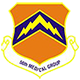 Logo: 56th Medical Group - Luke Air Force Base